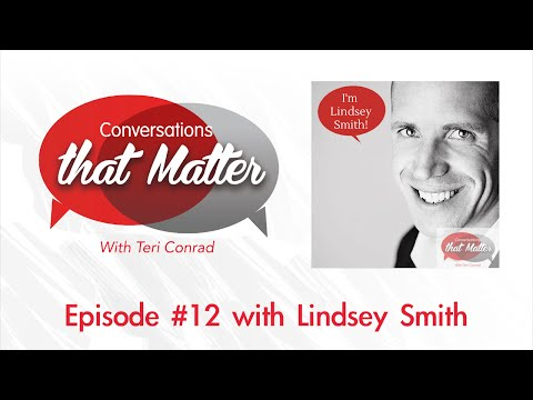 The Power in Embracing Failure with Lindsey Smith at CIR, Episode #12