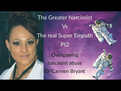 Narcissist vs the super empath - YouTube