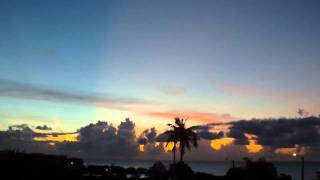 guam sunset hagatna
