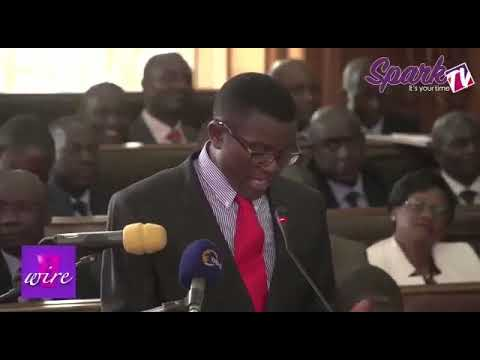 Triplets Ghetto Kids recognised by the Prime Minister (Katikiiro) of Buganda Kingdom