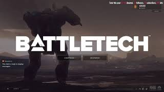 The tech of battle is waiting for me…so let's see how good I am with this BATTLETECH o/