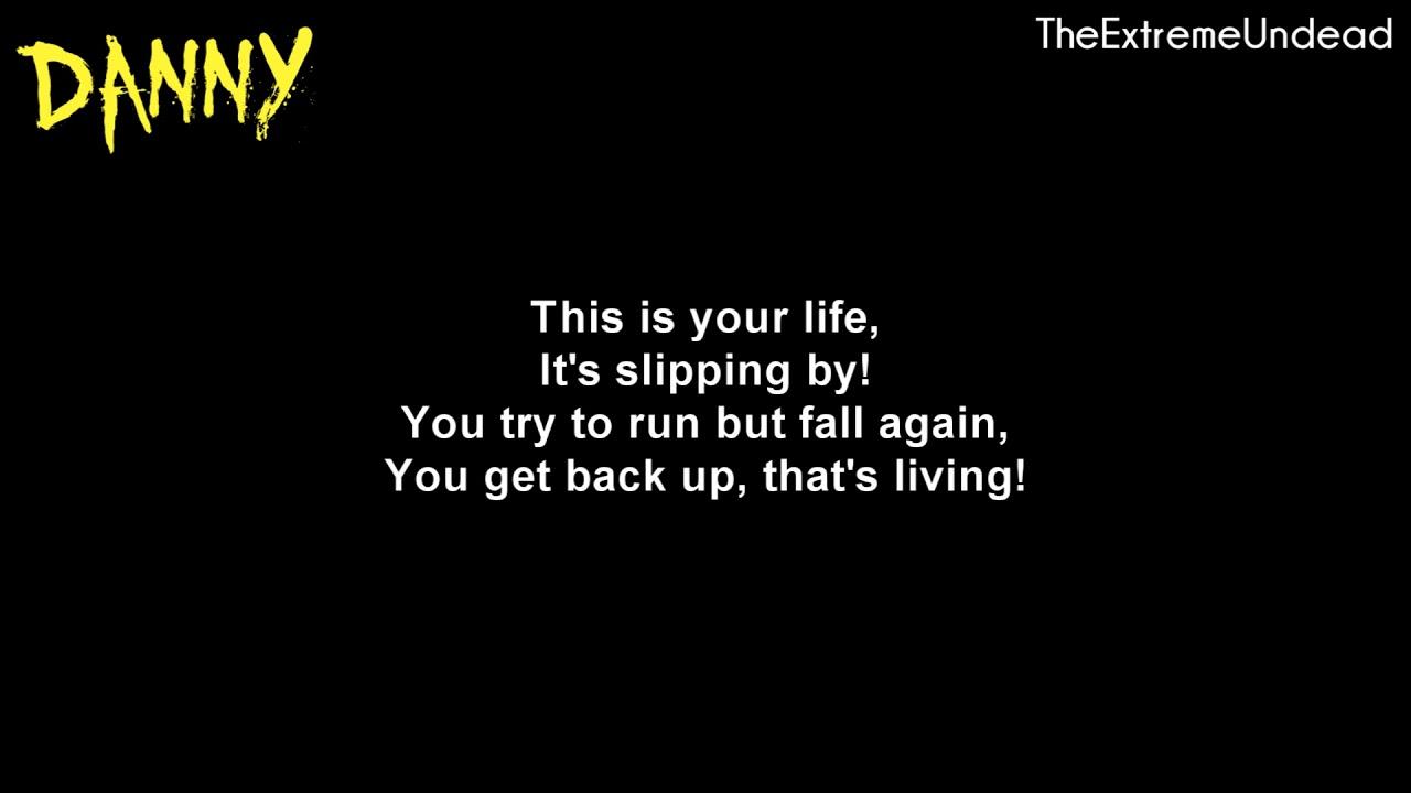 Your life lyrics