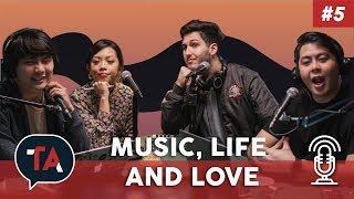 #5 Music, Life, and Love (ft. SoImJenn & Jon Liddell)