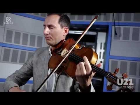Antoine Tamestit spielt Bach: Sarabande aus der Cello-Suite Nr. 1 | U21 Livemusik | BR-KLASSIK