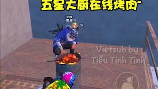 [PUBG Trung Quốc Vietsub] Đại Lão và Bất Tiện Tiên