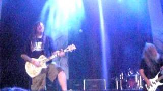 Lamb of God - Black Label - Mayhem Fest. 2010 - Camden, NJ