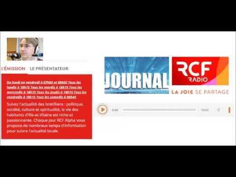 31.10.16 - RCF Alpha -  Le Rendez vous Info Magazine
