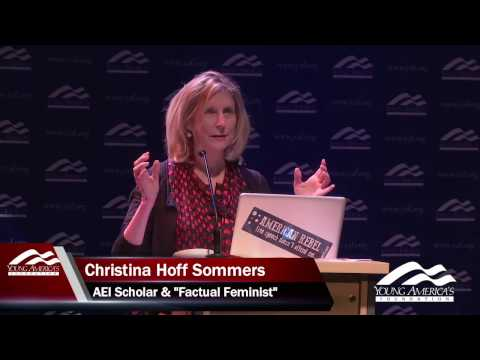 Christina Hoff Sommers @ CSULA