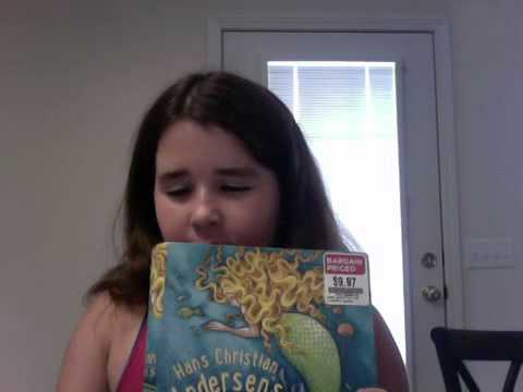 Alanna's Book Review of Hans Christian Andersen's Fairytales