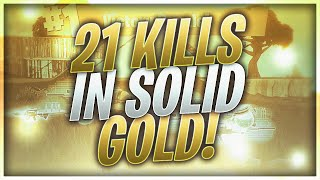 21 Kill Solid Gold Gameplay