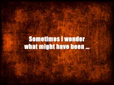 Anathema - regret (lyrics)