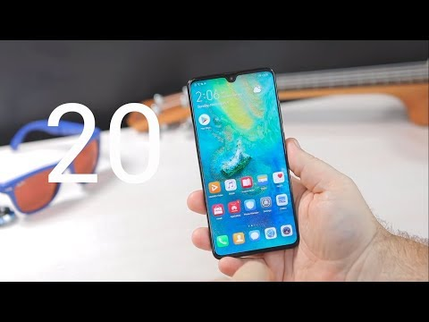 Huawei Mate 20 Review - All The Phone You Need