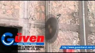 Adana Hidrolikli Raylı Duvar ve Beton Kesme Kırma Delme Filiz Ekimi