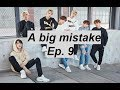 A big mistake [Bts ff] - Ep. 9