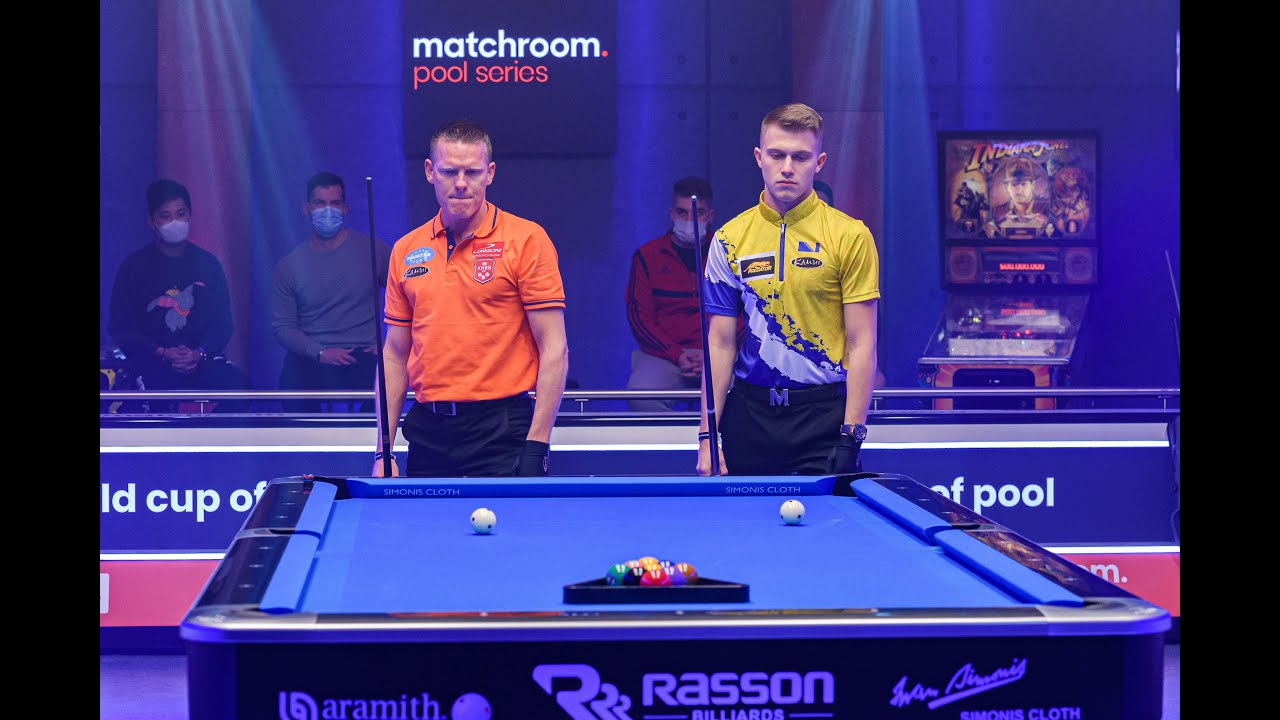 Download Day Two | Afternoon Session Highlights | 2021 World Cup of Pool