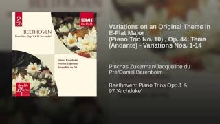 14 Variations in E Flat Major, Op. 44 (2001 Remastered Version)