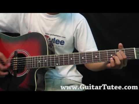 Utada Hikaru - Come Back To Me, by www.GuitarTutee.com