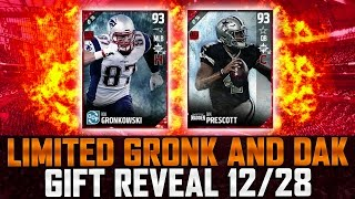GIFT REVEAL 12/28 | NEW LIMITED EDITION DAK AND GRONK! TRYING TO PULL ONE
