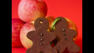 Christmas Holiday Craft: Cinnamon Ornaments