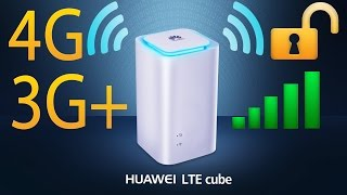 Débrider la Box 4G Bouygues en 4G et 3G+ (HUAWEI E5180As-22)