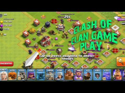 Clash Of Clan Modded Apk☺️