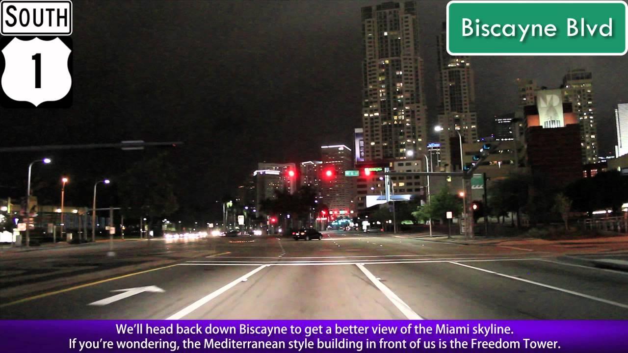 Miami Amp South Beach Night Tour Youtube