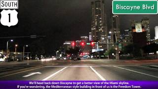 Miami & South Beach Night Tour