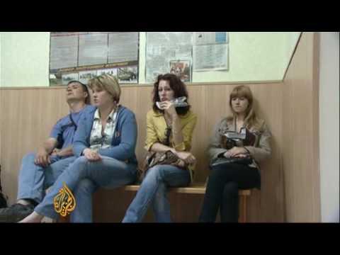 Factory closures strain Russia's labour force - 24 Jun 09