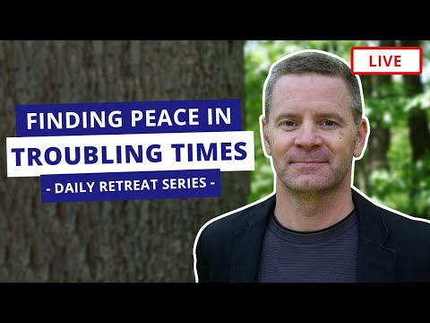 Finding Peace in Troubling Times, Episode 4: Letting God Fight for Us