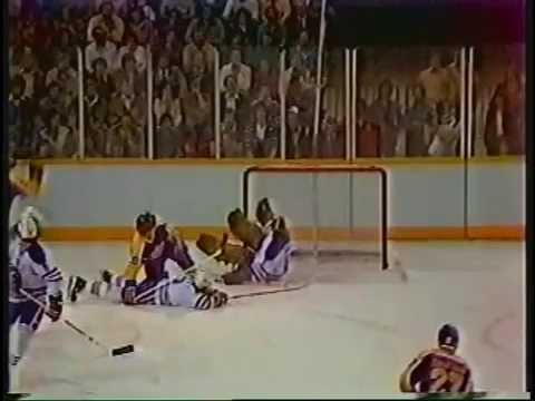 Oilers vs Kings (18 Goals Scored) - 1982 Playoffs