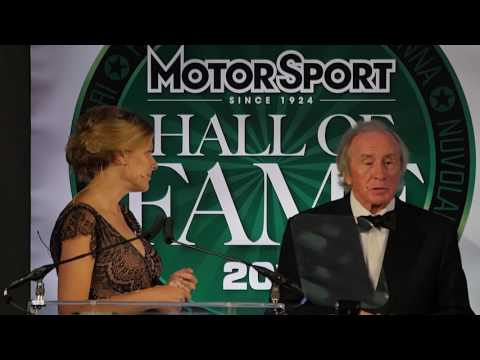 Dan Gurney – 2016 Motor Sport Hall of Fame inductee