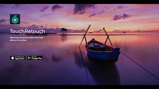 TouchRetouch - Objekte aus Fotos entfernen
