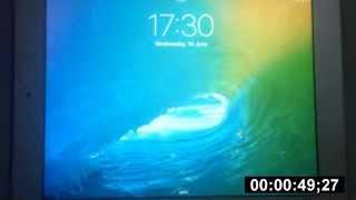iOS 9 Speed/Performance Test - iPad 2