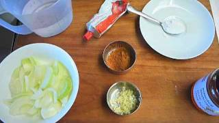 The Spicery - How To Make Ras El Hanout Sauce