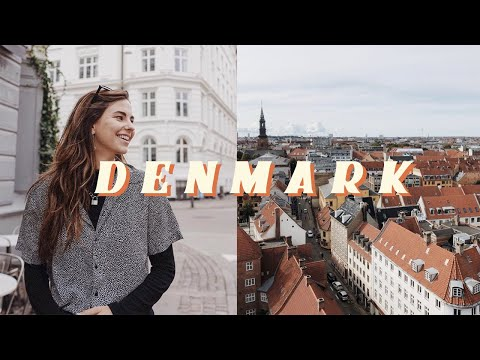My First Time to Copenhagen, Denmark |TRAVEL VLOG