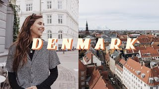 My First Time to Copenhagen, Denmark |TRAVEL VLOG