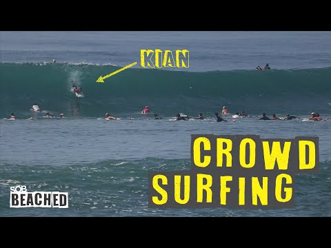 How This Bali Local Deals With A Crowd – Kian | Beached #9