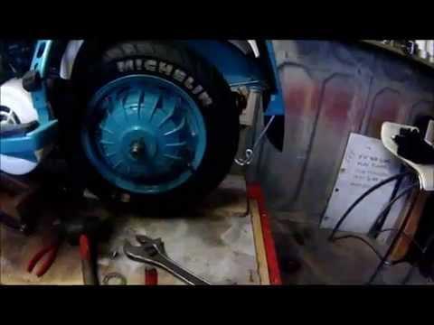 c 6 transmission rebuild instructions