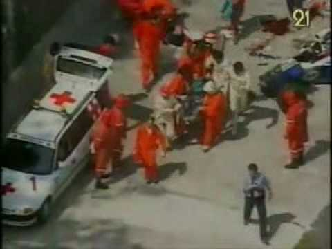 Ayrton Senna - Last Moments ( ultimos minutos )