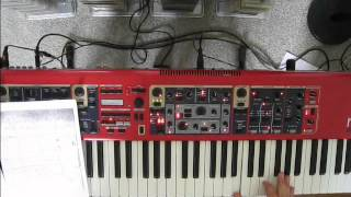Al Jarreau - Closer To Your Love - Oberheim String Arrangement