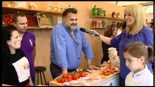 Lucia tomato - 'Ελληνικές Γευστικές Διαδρομές'
