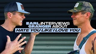 Earl Dibbles Jr interviews Granger Smith - Hate You Like I Love You YouTube Videos