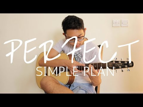 Simple Plan - Perfect - Solo Fingerstyle Guitar