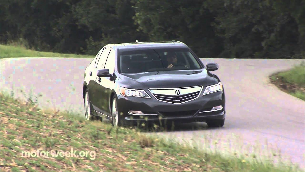 MotorWeek | Long Term: 2014 Acura RLX