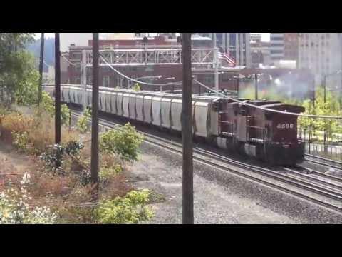 Railfanning   June 12, 2013