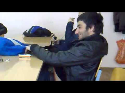 Азер в школе