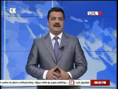 GK-tv. Barnamay GarmawGarm- Soran Azad  2014 Kurdistan of Iraq- Sulimaniyah