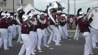 2014 Troy University vs Abilene Christian Football Game/Band Day September 2014 001