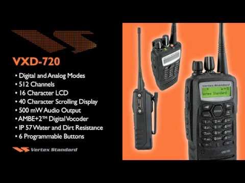 VXD Digital Series