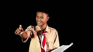 Sajak Sunda - Cadas Pangeran - Husen -  SMK Tadika Pertiwi Cinere Depok